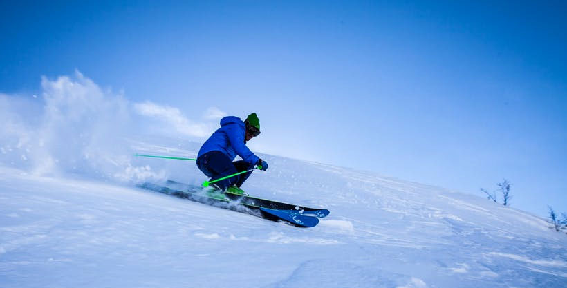 skiing in kedarkantha