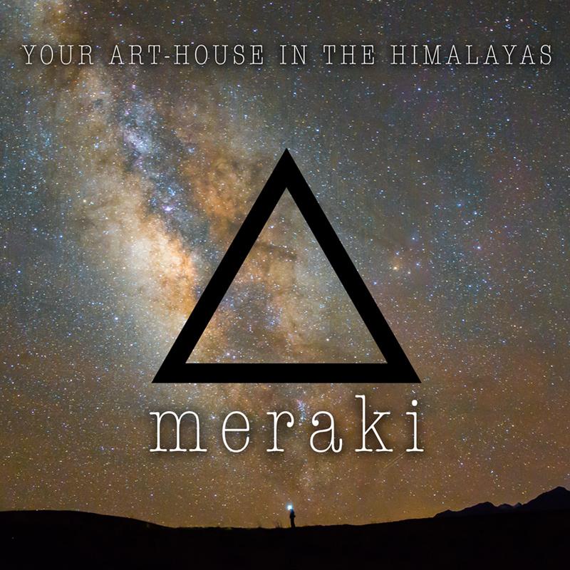 Meraki Triangle Logo