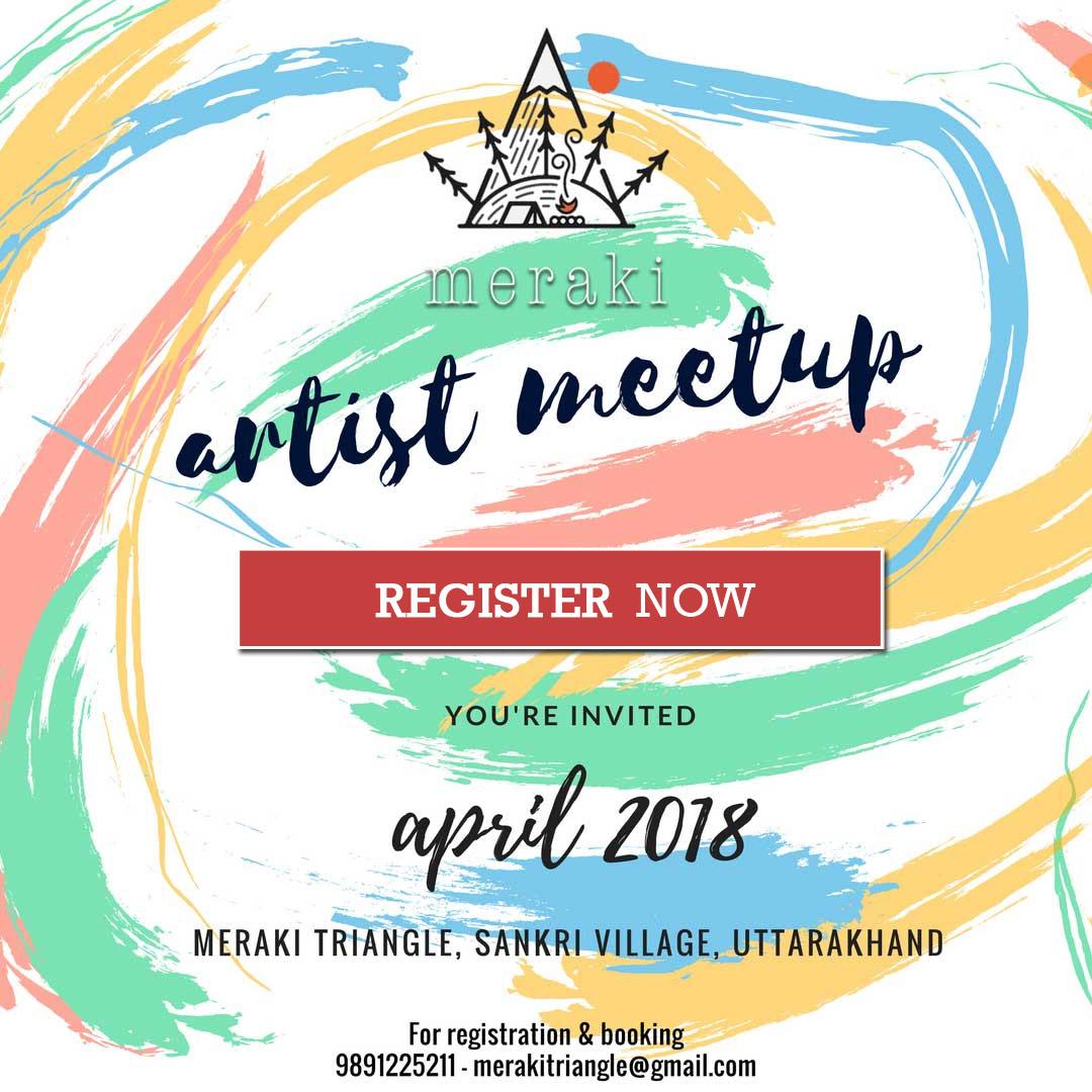 Artist Meetup 2018