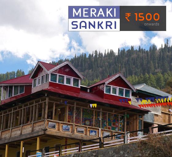 Meraki Homestay Sankri