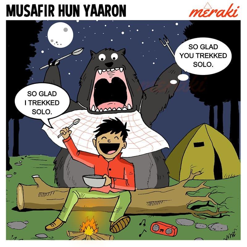Musafir Hoon Yaaron – Top 10