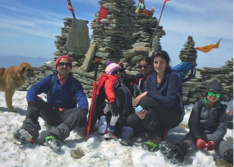 Parikshit Chhabra – Travelled with 3 Kids