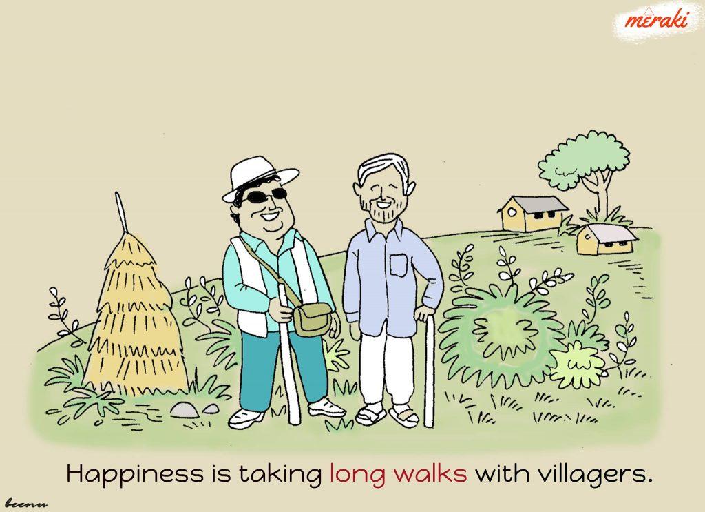 village walks in Uttarakhand